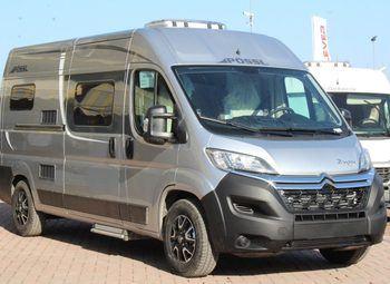 Possl 2win R Plus Citroen 140cv Camper  Puro Nuovo