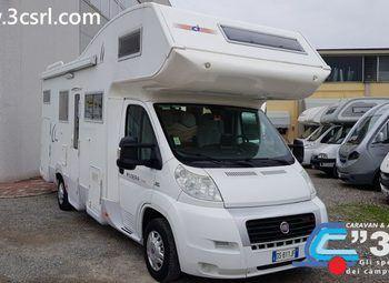 Foto Caravans International C.i. Riviera Garage Camper  Mansardato Usato