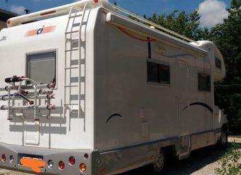 Foto Caravans International Mizar Gt Camper  Mansardato Usato