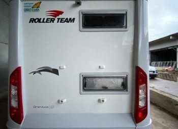 Roller Team Granduca Gt Camper  Mansardato Usato - foto 3