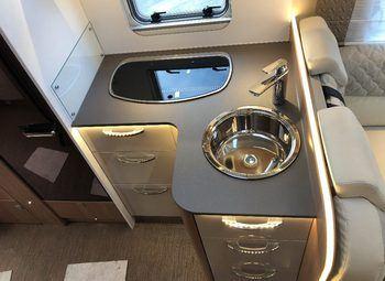 Burstner Lyseo Td 744 Privilege Camper  Parzialmente Integrato Nuovo - foto 4