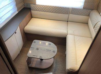 Burstner Lyseo Td 744 Privilege Camper  Parzialmente Integrato Nuovo - foto 7