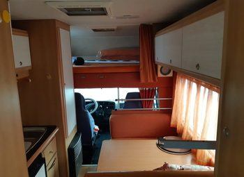 Caravans International Carioca 30 Camper  Mansardato Usato - foto 6