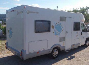 Bavaria-camp Profilato Camper  Integrato Usato