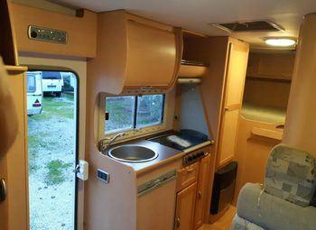Granduca Garage Camper  Integrato Usato - foto 13
