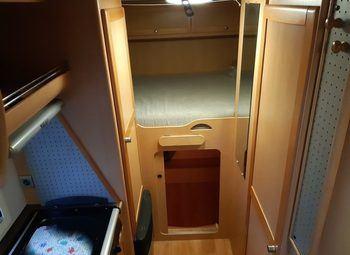 Granduca Garage Camper  Integrato Usato - foto 16