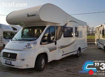 Benimar Sport 321 Camper  Puro Usato