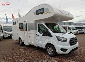 Foto Caravans International Horon 95 - Mod. 2020 Camper  Mansardato Nuovo