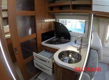 Mobilvetta Kea P 62/63/64 Camper  Parzialmente Integrato Usato - foto 14