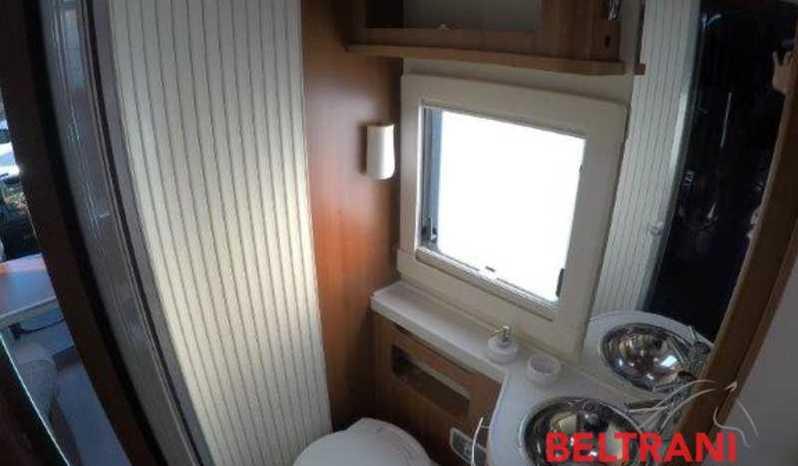 Mobilvetta Kea P 62/63/64 Camper  Parzialmente Integrato Usato - foto 19