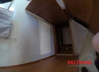 Mobilvetta Kea P 62/63/64 Camper  Parzialmente Integrato Usato - foto 22