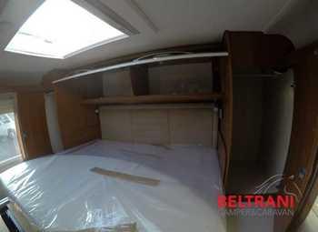 Mobilvetta Kea P 62/63/64 Camper  Parzialmente Integrato Usato - foto 23