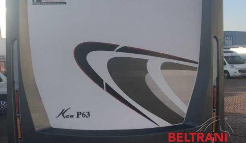 Mobilvetta Kea P 62/63/64 Camper  Parzialmente Integrato Usato - foto 7