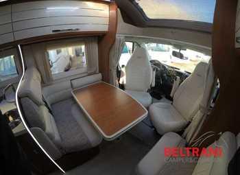 Mobilvetta Kea P 62/63/64 Camper  Parzialmente Integrato Usato - foto 11