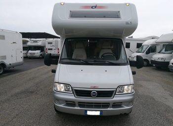 Foto Caravans International Mizar Gtl Camper  Mansardato Usato