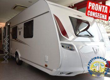 Tabbert Caravan Rossini Camp  -2019 Caravan Letto Matrim. Fisso Camper  Roulotte Nuovo