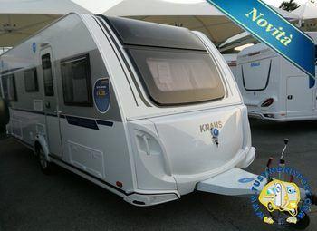 540uesport2020silverselectioncaravan4p Camper  Roulotte Nuovo
