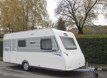 Foto Caravelair Antares Luxe 486 Camper  Roulotte Usato
