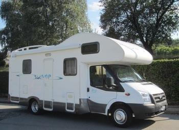 Foto Blu Camp Sky 430