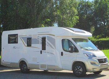 Foto Caravans International Magis 65 Xt Camper  Parzialmente Integrato Km 0