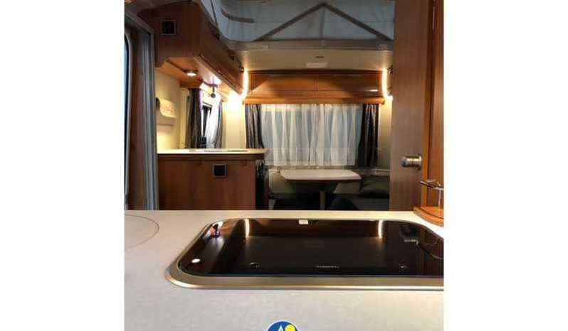 Eriba Hymer Touring Familia 320 Camper  Roulotte Nuovo - foto 10