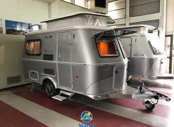 Eriba Hymer Touring Familia 320 Camper  Roulotte Nuovo - foto 11