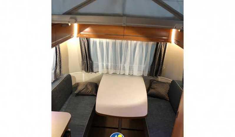Eriba Hymer Touring Familia 320 Camper  Roulotte Nuovo - foto 4