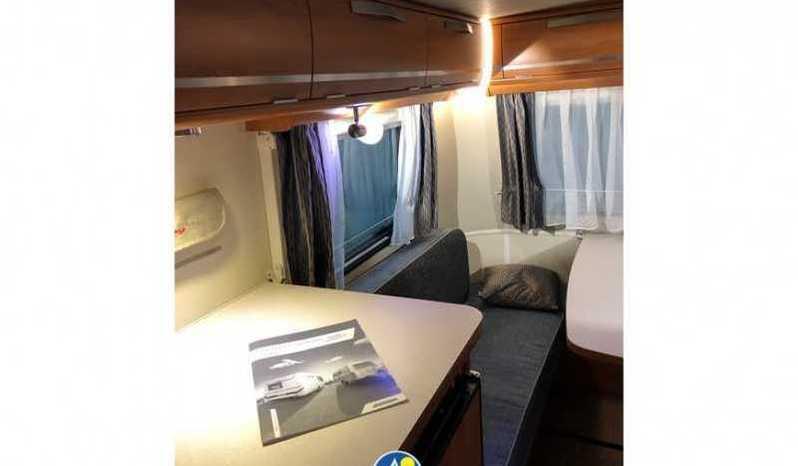 Eriba Hymer Touring Familia 320 Camper  Roulotte Nuovo - foto 5