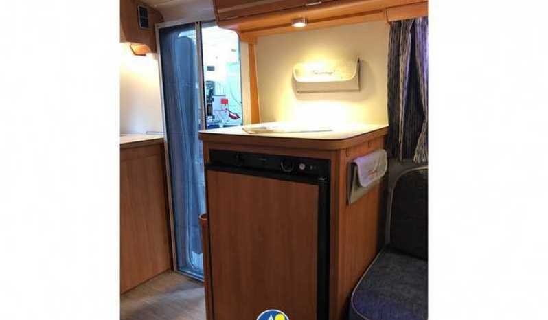 Eriba Hymer Touring Familia 320 Camper  Roulotte Nuovo - foto 8