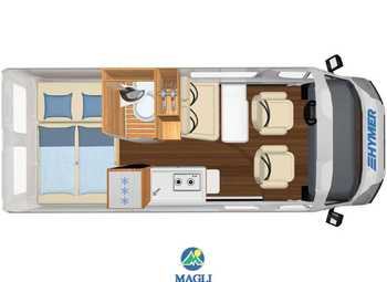 Foto Hymer Van 2020 Grand Canyon Camper  Puro Nuovo