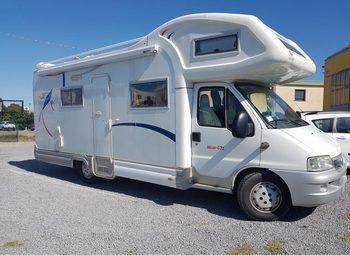 Caravans International Mizar Gtl Camper  Mansardato Usato