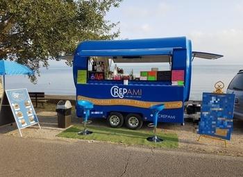 Citroen C8 + Rimorchio Food Truck Camper  Altro Usato