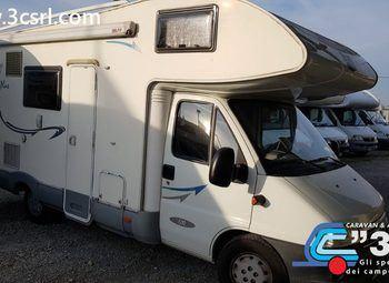 Mc Louis Tandy 610 Plus Camper  Mansardato Usato