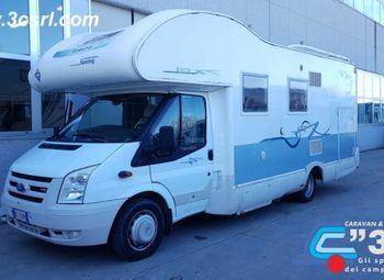 Rimor Superbrig 687 Tc Garage Camper  Puro Usato