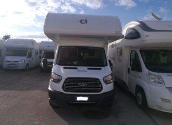 Caravans International Elliot 95 M Special Edition Camper  Mansardato Usato