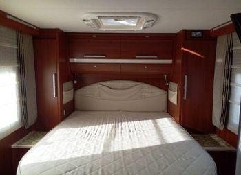 Mobilvetta K Yacht Mh 89 Camper Motorhome Camper  Motorhome Usato - foto 12