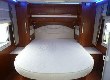 Mobilvetta K Yacht Mh 89 Camper Motorhome Camper  Motorhome Usato - foto 3