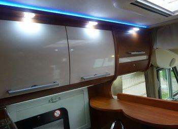 Mobilvetta K Yacht Mh 89 Camper Motorhome Camper  Motorhome Usato - foto 7