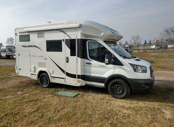 Benimar Tessoro 440 Up Camper  Parzialmente Integrato Nuovo