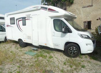 Giottiline Mister 570 Camper  Parzialmente Integrato Usato - foto 3