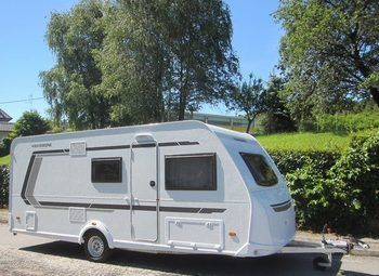 Caratwo500qdk Camper  Roulotte Nuovo