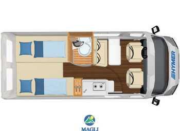 Foto Hymer Van Free 2020 602 Camper  Puro Nuovo