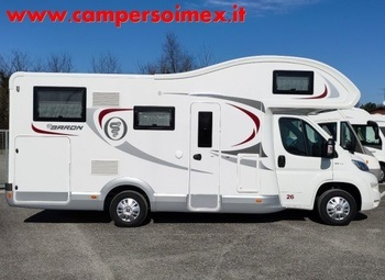 Elnagh Baron 26 Camper  Mansardato Nuovo - foto 2