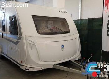 Foto  Knaussudwind580qs Camper  Roulotte Nuovo