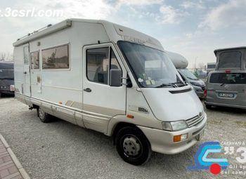 Foto Laika Ecovip I 200 Camper  Motorhome Usato