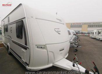 Foto Fendt Bianco Selection 550 Skm Mod. 2020 Camper  Puro Nuovo