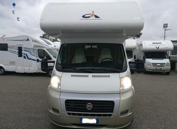 Caravans International Magis 95 M Camper  Mansardato Usato