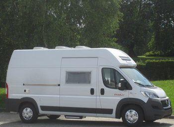 Dreamer Family Van Select Camper  Parzialmente Integrato Nuovo