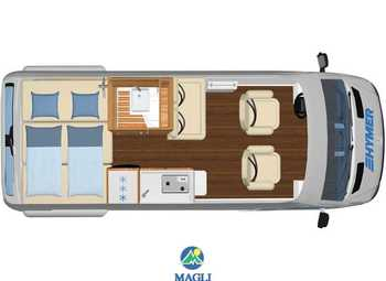 Foto Hymer Van S 2020 Grand Canyon S Camper  Puro Nuovo