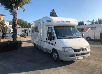 Foto Adria Italia .adriatik 573 Sd Camper  Parzialmente Integrato Usato